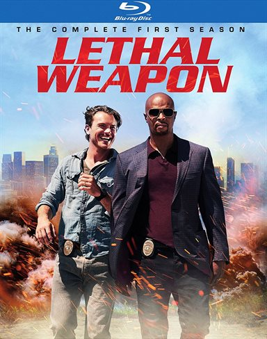 Lethal Weapon: The Complete First Season Blu-ray Review