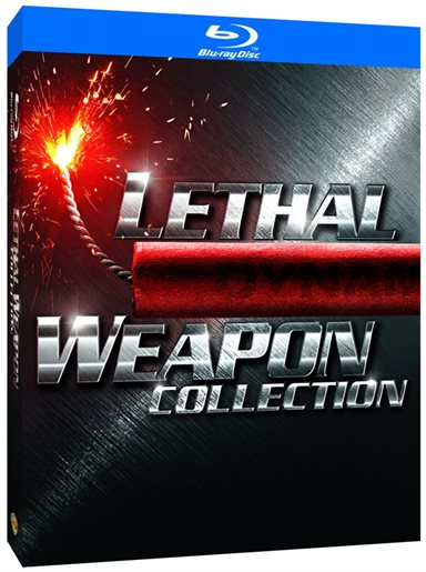 Lethal Weapon Collection Blu-ray Review