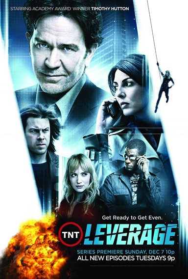 Leverage © Electric Entertainment. All Rights Reserved.