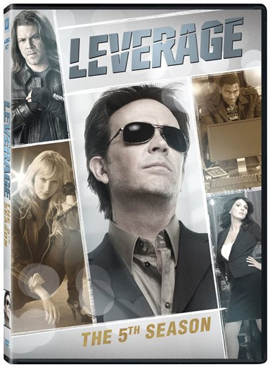 Leverage: The Fifth Season DVD Review