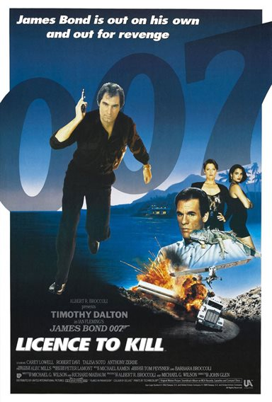 Licence to Kill © MGM Studios. All Rights Reserved.