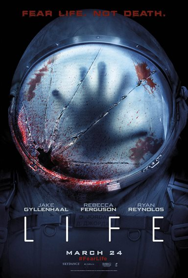 Life © Columbia Pictures. All Rights Reserved.