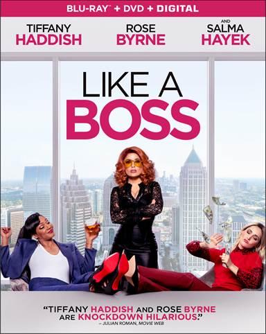 Like a Boss Blu-ray Review