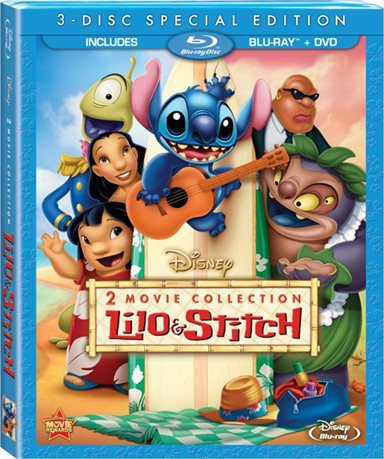 Lilo & Stitch / Lilo & Stitch: Stitch Has A Glitch Two-Movie Collection Blu-ray Review