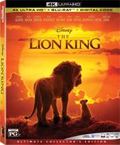 The Lion King 4K Ultra HD Review