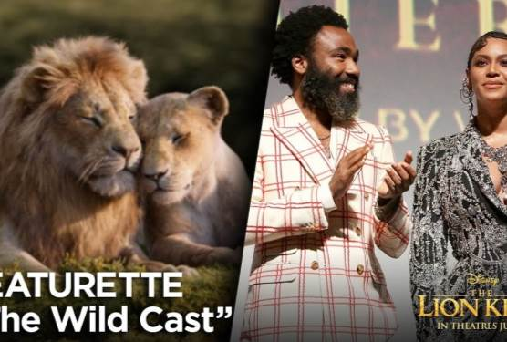 The Wild Cast Featurette