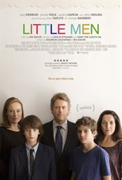 Little Men Theatrical Review