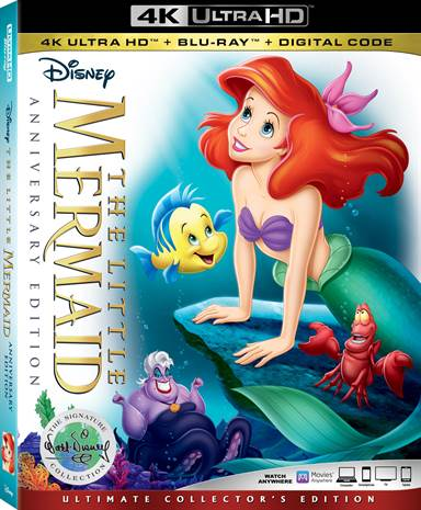 The Little Mermaid 4K Ultra HD Review