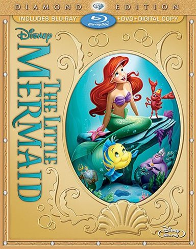 The Little Mermaid Blu-ray Review