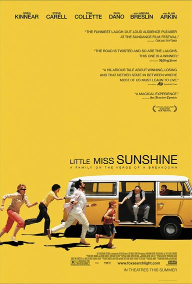 Little Miss Sunshine © Fox Searchlight Pictures. All Rights Reserved.
