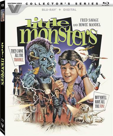 Little Monsters Blu-ray Review