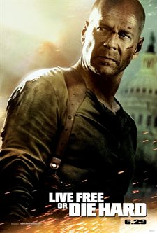 Live Free or Die Hard Theatrical Review