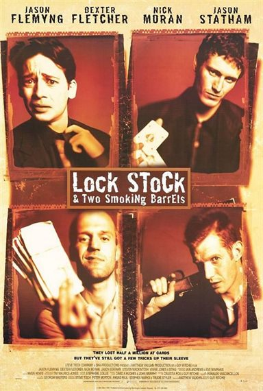 Lock, Stock & Two Smoking Barrels © Gramercy Pictures. All Rights Reserved.