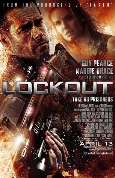 Lockout Theatrical Review