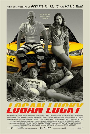 Logan Lucky © Bleecker Street. All Rights Reserved.