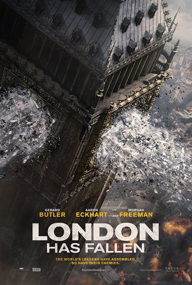 London Has Fallen © Focus Features. All Rights Reserved.