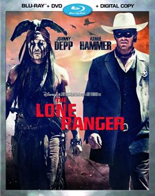 The Lone Ranger Blu-ray Review