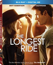 The Longest Ride Blu-ray Review