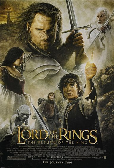 The Lord of The Rings: Return of the King © New Line Cinema. All Rights Reserved.