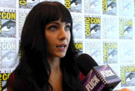 Interviews With The Cast and Crew at Comic Con 2012