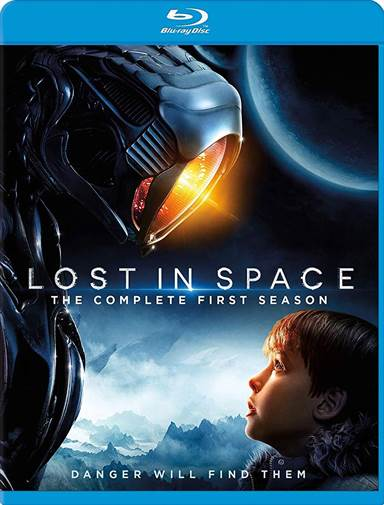 Lost In Space Blu-ray Review