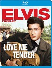 Love Me Tender Blu-ray Review