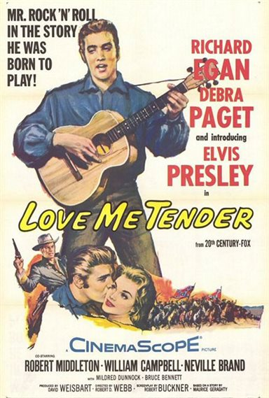 Love Me Tender © 20th Century Fox. All Rights Reserved.
