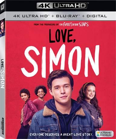 Love, Simon 4K Ultra HD Review