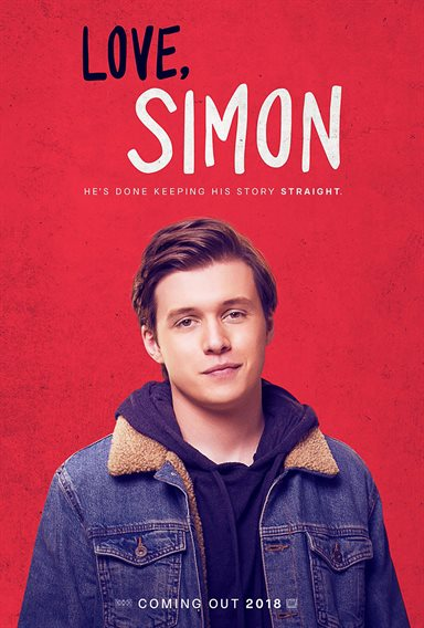 Love, Simon © 20th Century Fox. All Rights Reserved.
