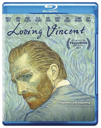 Loving Vincent Blu-ray Review