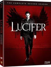 Lucifer DVD Review