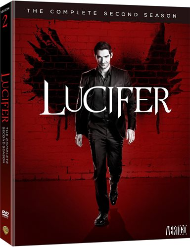 Lucifer: The Complete Second Season DVD Review