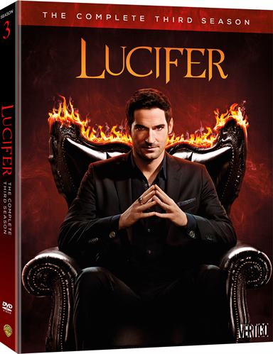 Lucifer: The Complete Third Season DVD Review