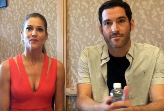 Tom Ellis Talks About Using His Devilish Powers In The Real World