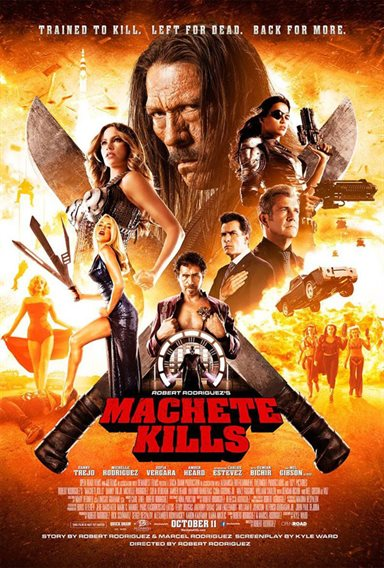 Machete Kills © Open Road Films. All Rights Reserved.