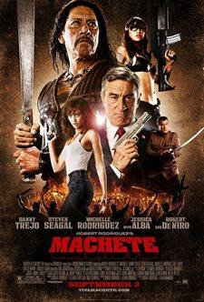 Machete Theatrical Review