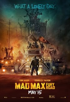 Mad Max: Fury Road Theatrical Review