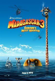 Madagascar 3: Europe's Most Wanted Theatrical Review