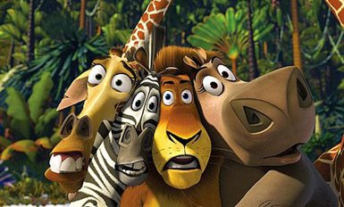 Madagascar © DreamWorks Animation. All Rights Reserved.