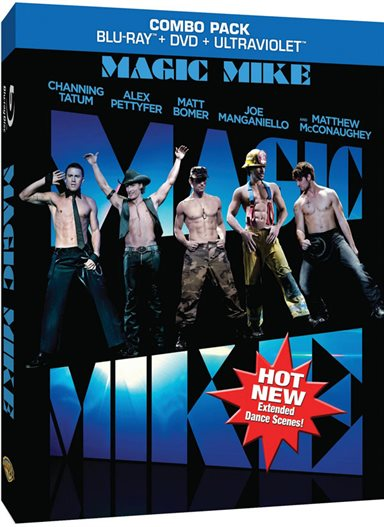 Magic Mike Blu-ray Review