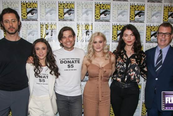 The Magicians Talk Season 4 At Comic Con 2018