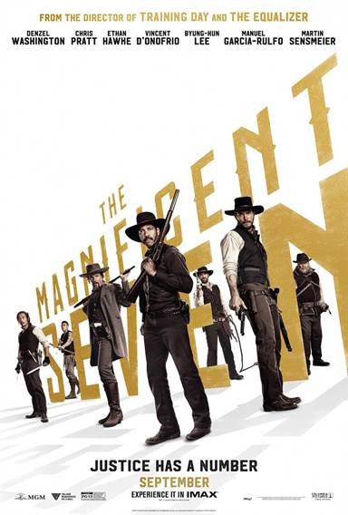 The Magnificent Seven © MGM Studios. All Rights Reserved.