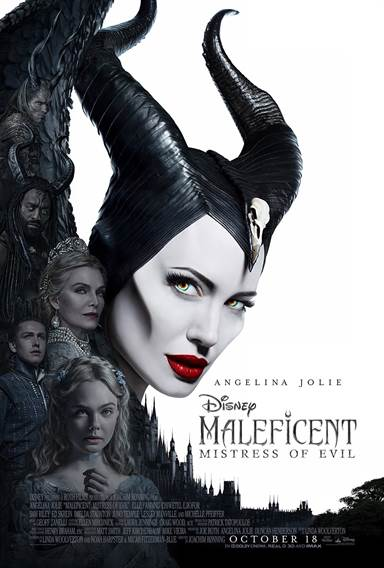 Maleficent Mistress Of Evil 2019 News Trailers Music