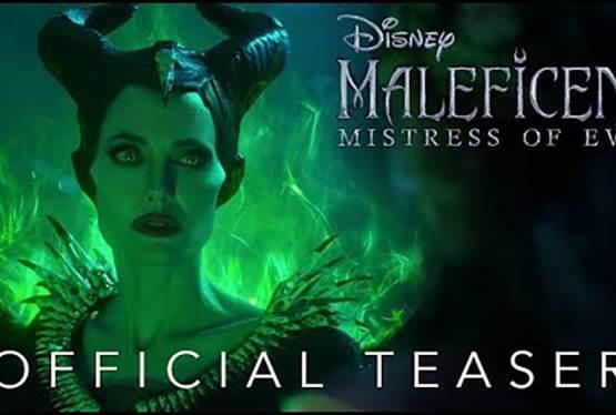 Maleficent Mistress Of Evil 2019 News Trailers Music