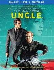 Man From U.N.C.L.E. Blu-ray Review