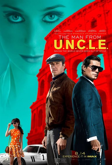 Man From U.N.C.L.E. © Warner Bros.. All Rights Reserved.