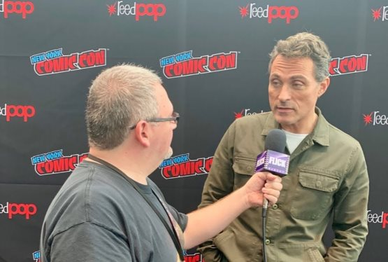 The Man in the High Castle Cast and Crew Discuss Season 3  | NYCC 2018