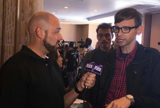 DJ Qualls Talks Man in The High Castle and More!
