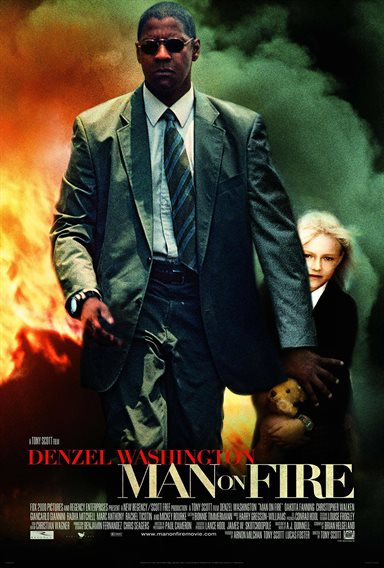 Man on Fire © 20th Century Fox. All Rights Reserved.