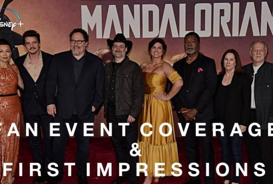 Disney Plus The Mandalorian Fan Event | First Impressions | Q&A Panel